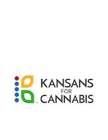 Kansans for Cannabis logo presentation, page1
