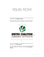 United Coalition of Cannabis Activists logo presentation, page 3