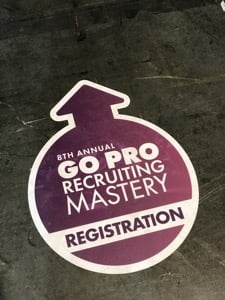 8th Annual Go Pro Recruiting Mastery