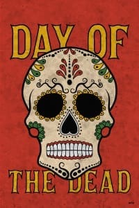 Sugar Skull / Day of the Dead poster